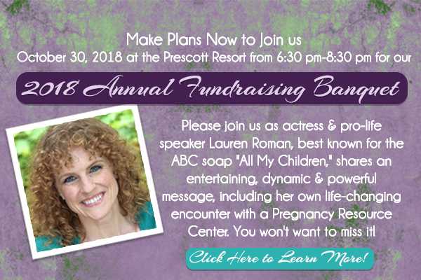 2018 Annual Fundraising Banquet with Lauren Roman