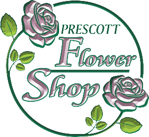 Prescott Flower Shop logo
